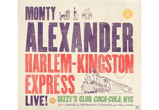 Monty Alexander - Live at Dizzys Club Coca Cola,NYC - (CD)