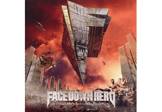 Face Down Hero - Divisions and Hierarchies - (CD)