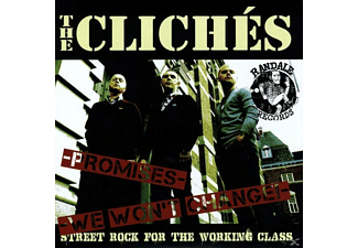 The Cliches - Promises/We Won't Change - (Vinyl)