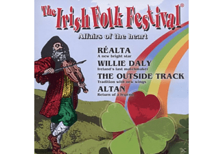 VARIOUS - The Irish Folk Festival - (CD)