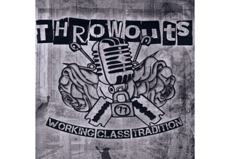 Throwouts - Working Class Tradition - (CD)