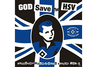 Hsv Supporters Sampler - Volkspark Calling Vol.2 - (CD)