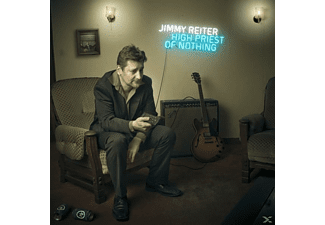 Jimmy Reiter - High Priest Of Nothing - (CD)