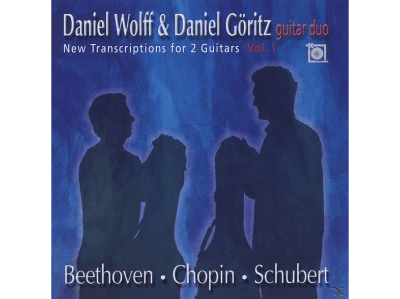 D.Wolff, D.Göritz - New Transcriptions [CD]