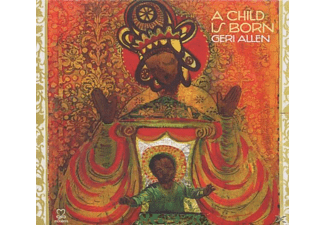 Geri Allen - A child is born - (CD)