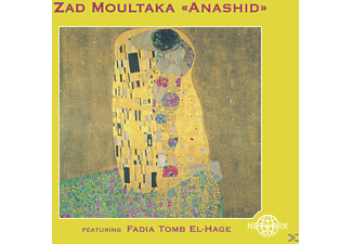 Zad Moultaka - Anashid - (CD)