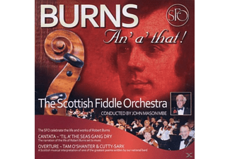 The Scottish Fiddle Orchestra - Burns an a that - (CD)