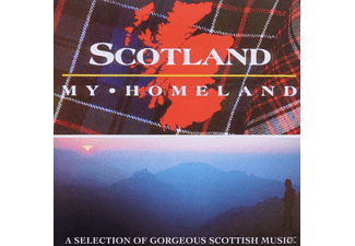 Various/Scotland - Scotland My Homeland - (CD)