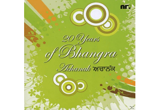 Achanak - 20 Years of Bhangra - (CD)