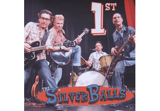 The Silverballs - 1st - (CD)