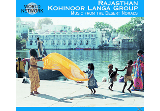 Kohinoor Langa Group - Rajasthan - (CD)