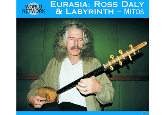Ross/labyrinth Daly - Eurasia - (CD)