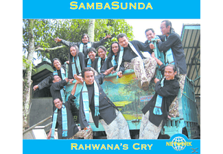 Sambasunda - Rahwana's Cry-Indonesia - (CD)