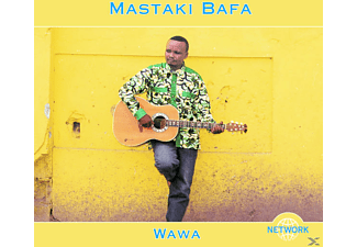 Mastaki Bafa - Wawa - (CD)