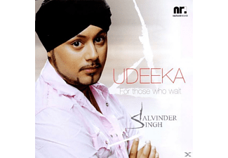 Salvinder Singh - Udeeka For Those Who Wait - (CD)