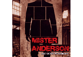 Mister Anderson - Mexican Standoff - (CD)