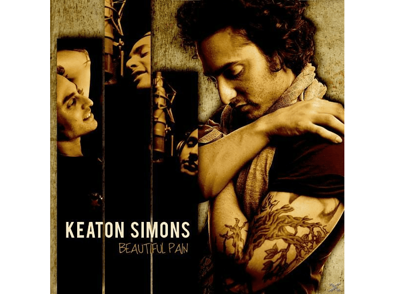 Keaton Simons - Beautiful Pain [CD]