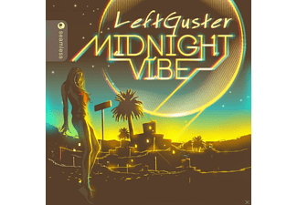 Leftguster - Midnight Vibe - (CD)