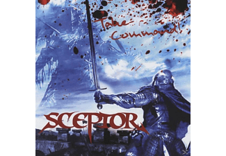 Sceptor - Take Command - (CD)