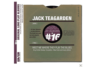 Jack Teagarden - Meet Me Where They Play The Blues - (CD)