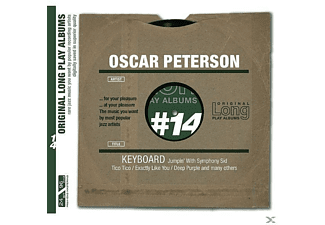 Oscar Peterson - Keyboard - (CD)