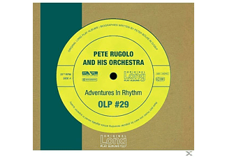 Pete & His Orchestra Rugolo - Adventures In Rhythm - (CD)
