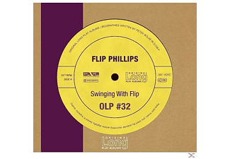 Flip Phillipis, Flip Phillips - Swinging With Flip - (CD)