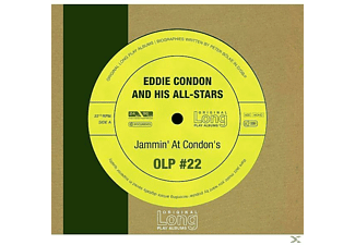 His All Stars, Eddie & His All Stars Condon - Jammin  At Condon S - (CD)