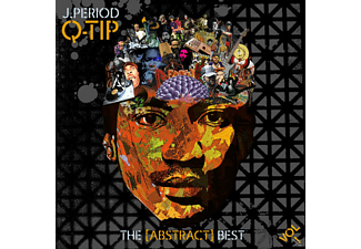 J.PERIOD & Q-TIP - The Abstract Best - (CD)