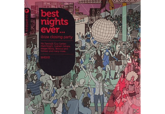VARIOUS - Best Nights Ever... - Ibiza Closing Party - (CD)