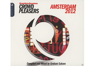 VARIOUS - Seamless Sessions Crowd Pleasers - Amsterdam 2012 - (CD)