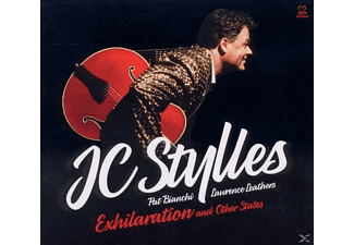 JC Stylles, Pat Bianchi, Lawrence Leathers - Exhilaration and other states - (CD)