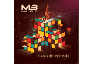 Minus Blue - Living Life In Phases - (CD)