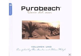 VARIOUS - Purobeach Volumen Uno - (CD)