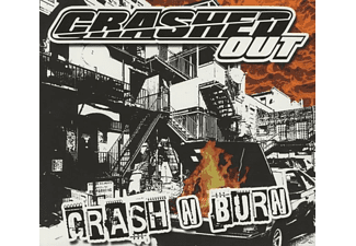 Crashed Out - Crash n Burn - (CD)
