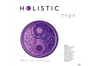 Philip Guyler - Holistic Yoga - (CD)