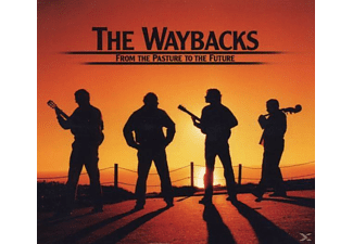 Bruce Molsky, The Waybacks - FROM THE PASTURE TO THE FUTURE - (CD)