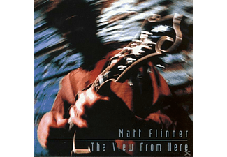 Matt Flinner - THE VIEW FROM HERE - (CD)