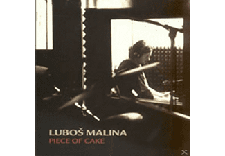 Lubos Malina - PIECE OF CAKE - (CD)