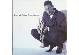 Rod Mcgaha - PREACHERMAN - (CD)