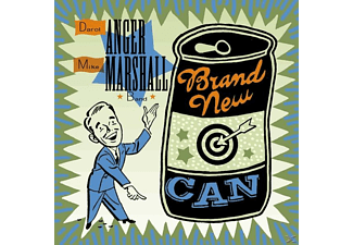Anger,Darol/Marshall,Mike Band - BRAND NEW CAN - (CD)