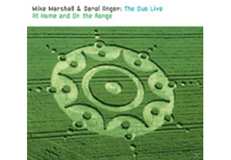 Mike & Darol Anger: The Duo Marshall - AT HOME AND ON THE RANGE - (CD)