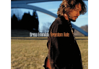 Drew Emmitt - FREEDOM RIDE - (CD)