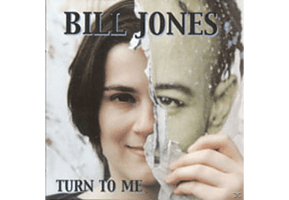 Bill Jones - TURN TO ME - (CD)