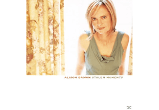 Alison Brown - STOLEN MOMENTS - (CD)