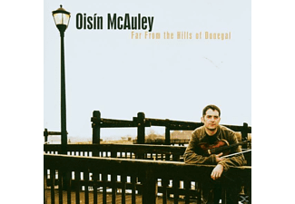 Oisin Mcauley - FAR FROM THE HILLS OF DONEGAL - (CD)