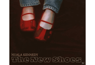 Nuala Kennedy - THE NEW SHOES - (CD)