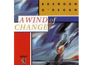 Brenden O Regan - A WIND OF CHANGE - (CD)