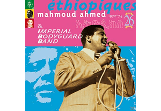 AHMED,MAHMOUD & IMPERIAL BODYGUARD BAND,THE - L'Age Moderne De La Musique Vol. 26 - (CD)