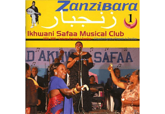 VARIOUS, Ikhwani Musical Club Safaa - Zanzobara 1 - (CD)